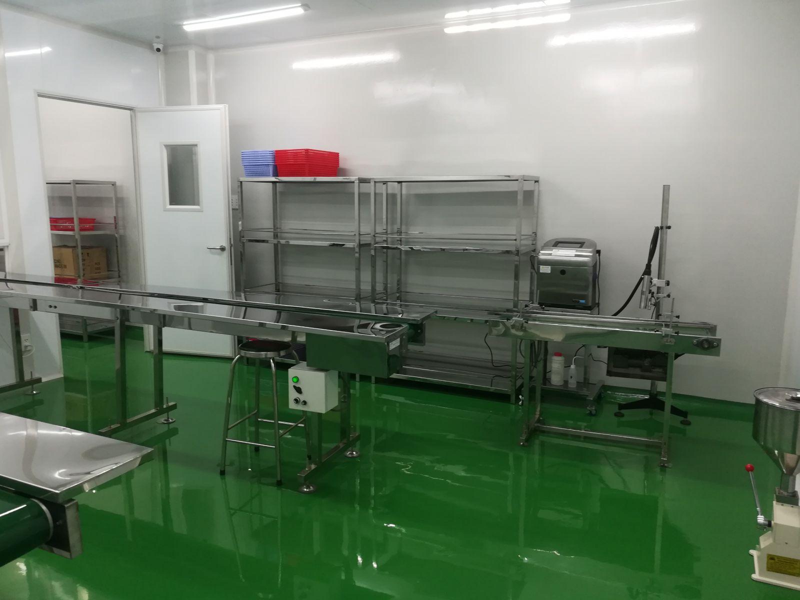 sản xuất lotion theo yêu cầu