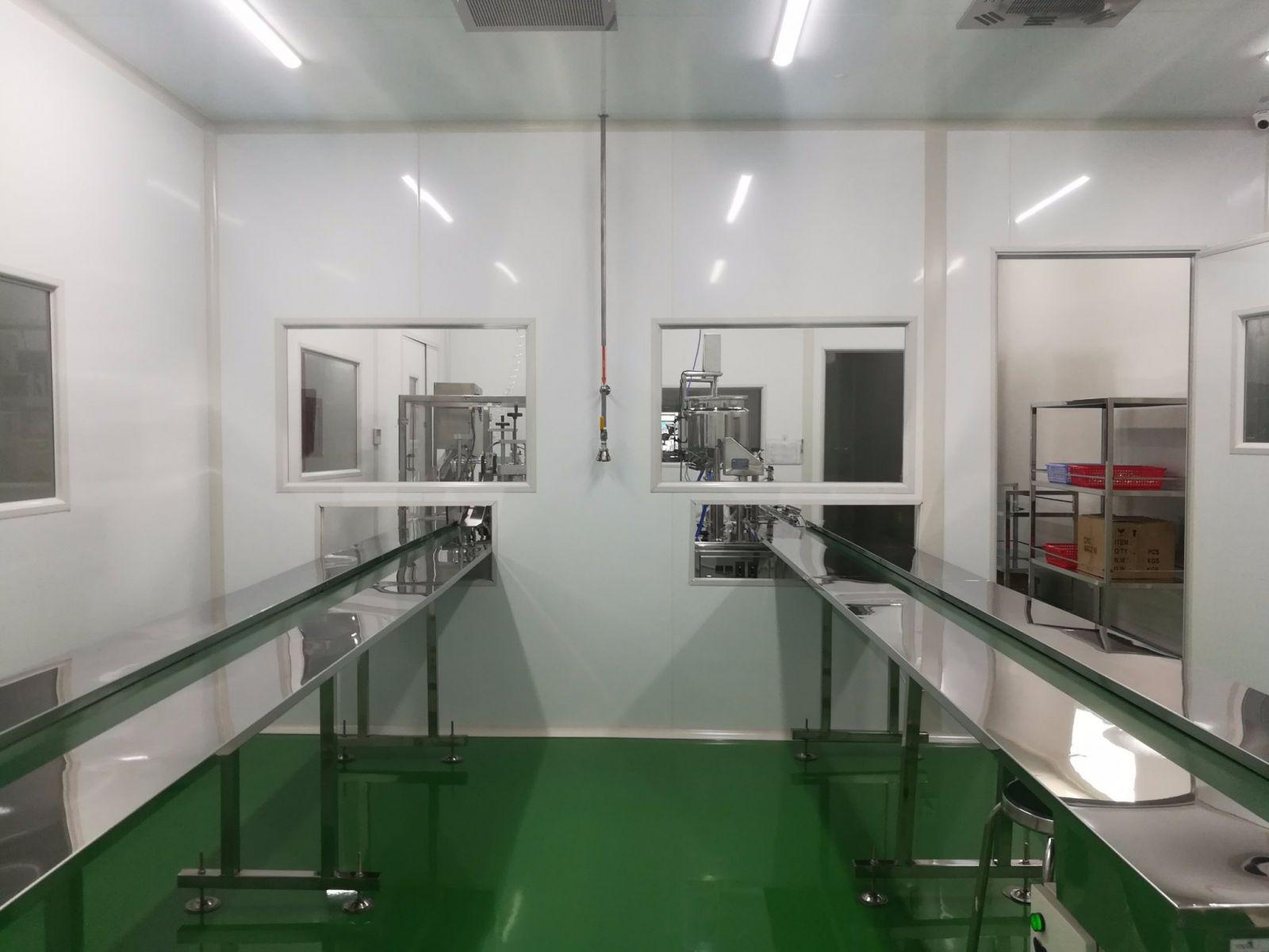 sản xuất kem dưỡng ẩm